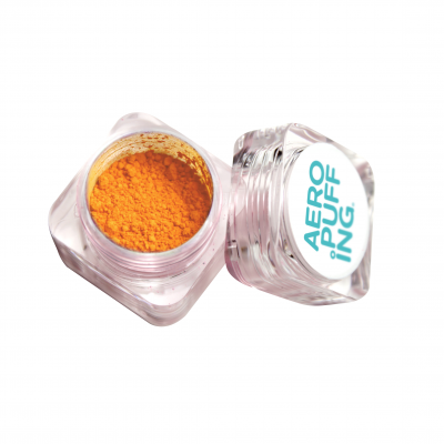 Dry Pigment, 2 g. №3 LIGHT ORANGE